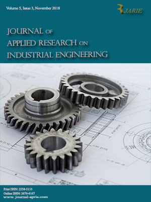 Journal of Applied  Research on Industrial Engineering
